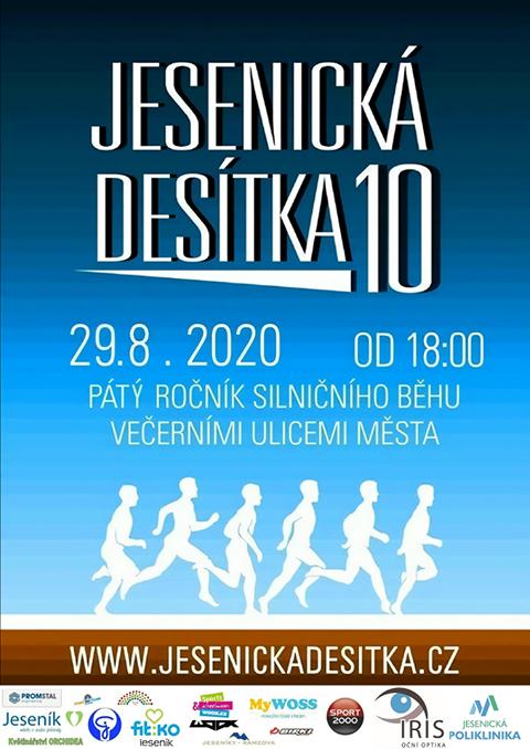 JESENICKÁ DESÍTKA 2020