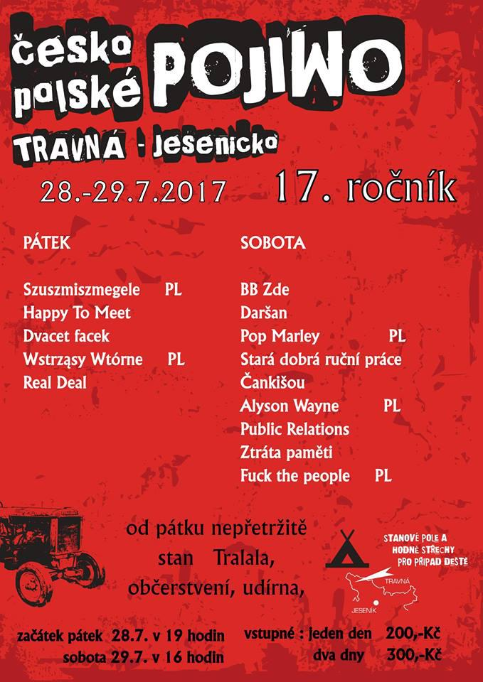 ČESKO-POLSKÉ POJIWO 2017
